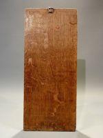Oak panel 17th century