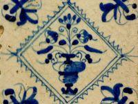 17th century tile